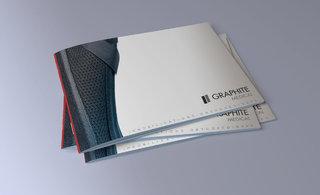 Graphite Medical - Couverture brochure produits