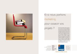 Parisot - Presse fabricant de meubles