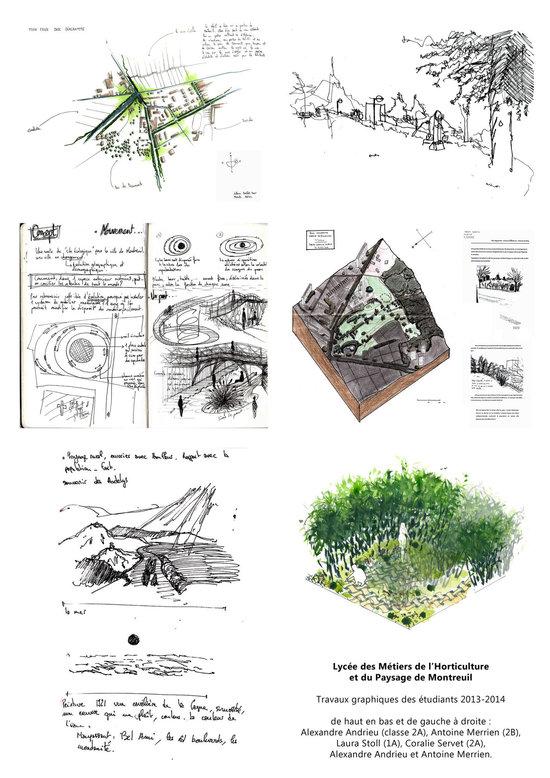 Phillyrea paysage portfolio jardins urbains et parcs for Horticulture et paysage
