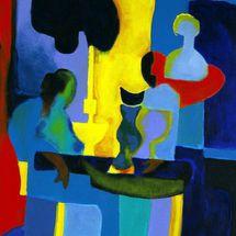 Pierre Ballais artiste peintre