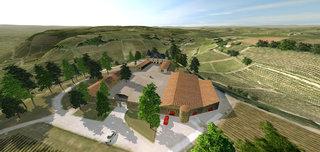 Modélisation 3D du Château de Pressac