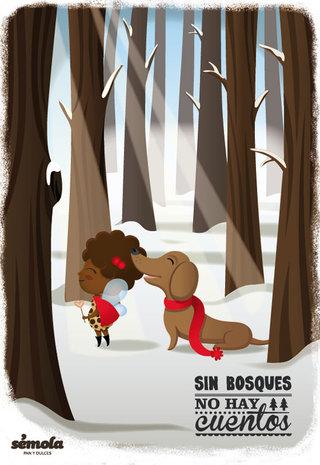 Sin bosques no hay cuentos