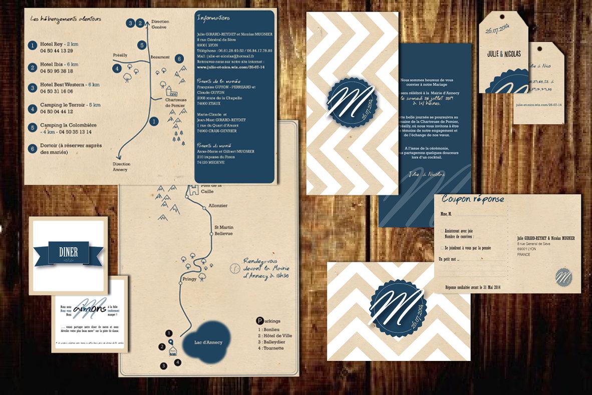 Bien-aimé Julie DOMEYNE Portfolio : Créations graphiques (Photoshop  AY35