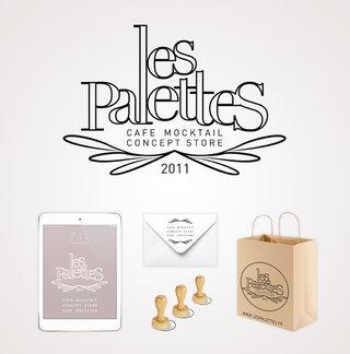 LES PALETTES - Concept store