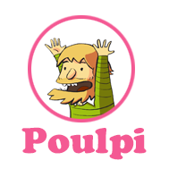 Book de poulpi Portfolio :