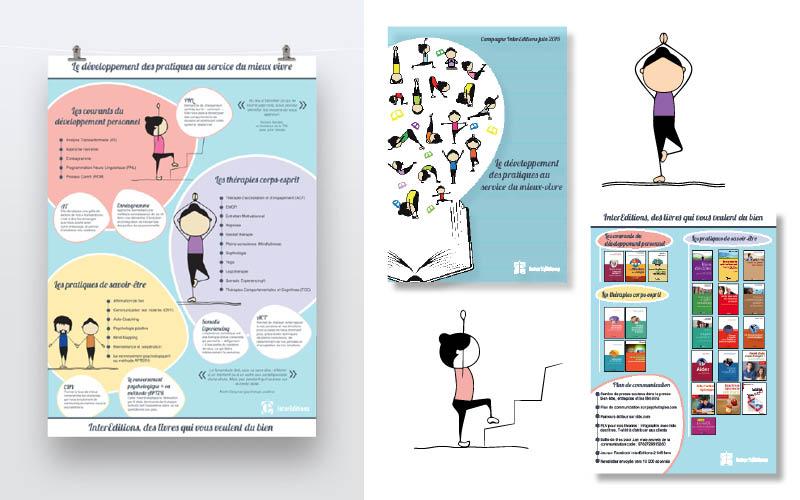 Inter-Edition<br/><span>Plaquette sous forme d'infographie et pouvant être une affiche.</span>