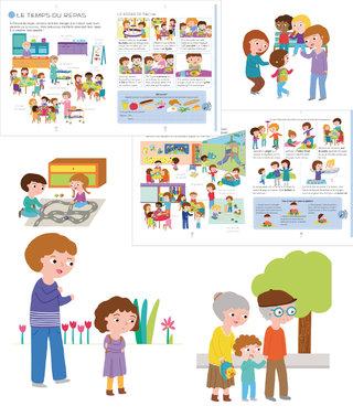 Encyclopédie des petits - La maternelle