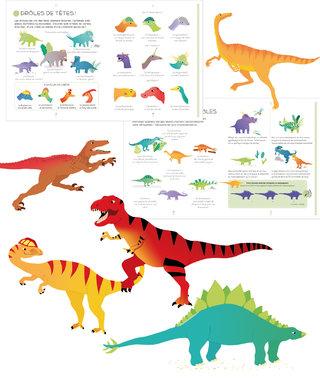 Encyclopédie des petits - Les dinosaures
