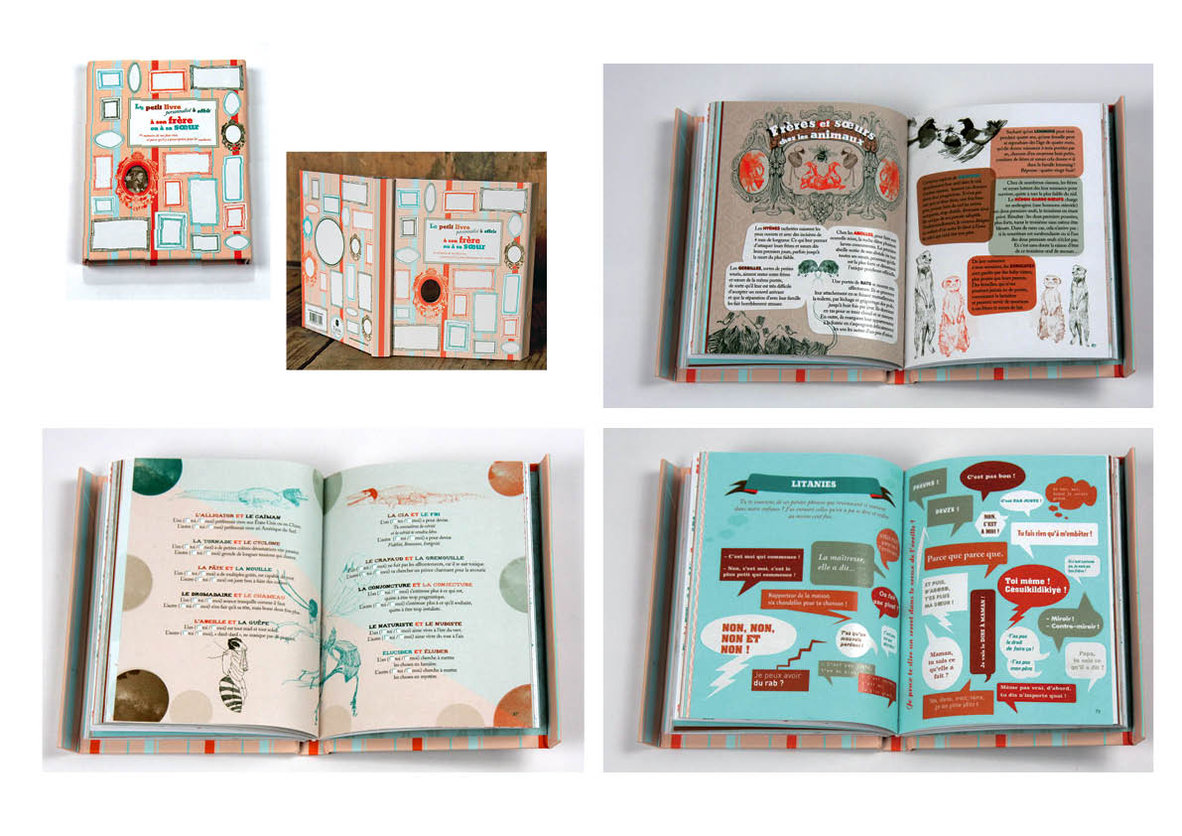 Fabulous Graphiste Maquettiste DA Portfolio : édition ZP12