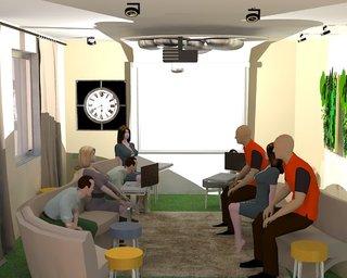Le projet 3D