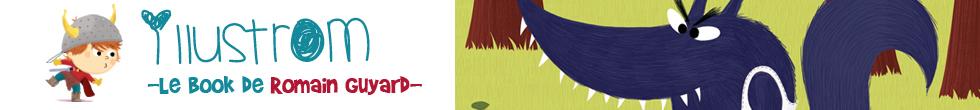 Illustrom, le Book de Romain Guyard
