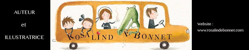 Rosalinde Bonnet : Bio et Publications : Bio