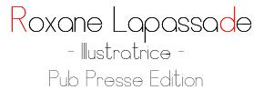 Roxane LAPASSADE :  Portfolio : Portfolio Edition