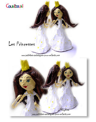 Princesses Coukibouki