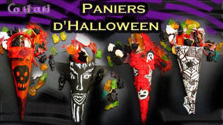 Paniers Halloween