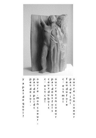 échelon de protection - bois, taille directe -2013