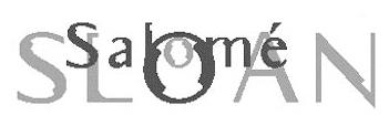 Salomé sloan Portfolio :