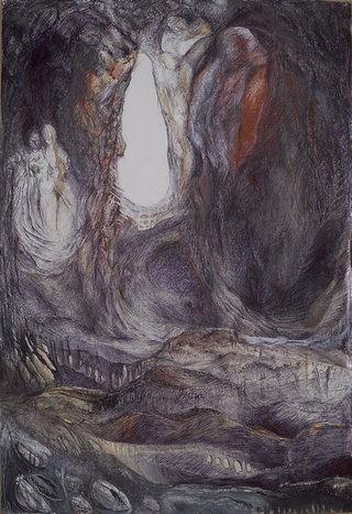 Grotte à Chimères  2007
