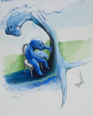 Autour de l'arbre tout est apaisé 2012