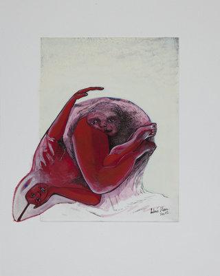 Transbahutage de la voluptueuse femme tortue 2012