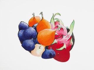 Des fruits et dragons 1 2013