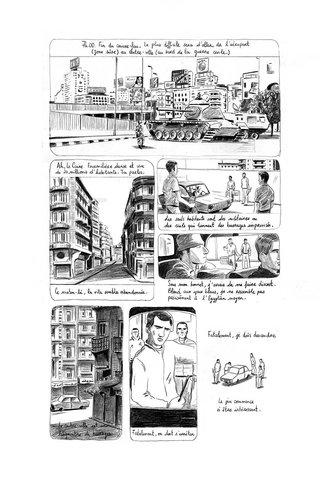 Projet sur Le Caire 2