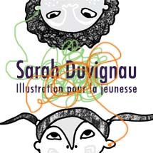 Book de Sarah Duvignau — Illustration pour la jeunesse : Ultra-book