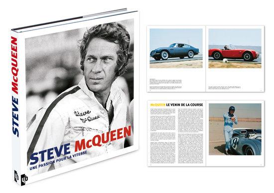 YB Éditions - Steve McQueen, une passion pour la vitesse