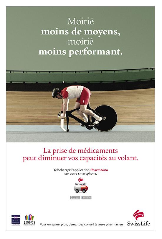 SwissLife Assurance - Affiche