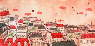 Au-dessus de Paris