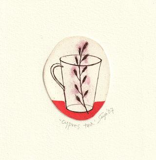 Cypres Tea