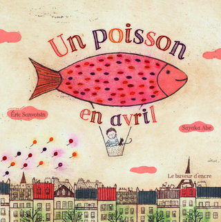 "Cover "" Un poisson en avril """