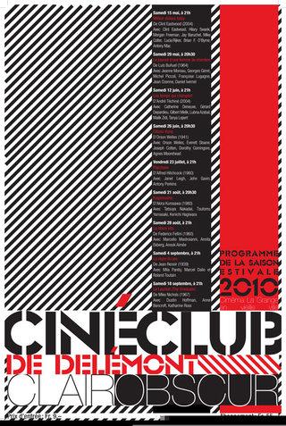 Affiche ciné club