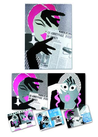 DIRECTION ARTISTIQUE pour GROUPE PUBLIPRINT