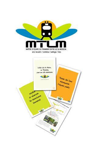 DESIGN GRAPHIQUE  pour ILEX/MTLM