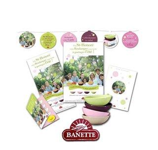 DESIGN GRAPHIQUE / DA pour BANETTE - Moulins Nicot