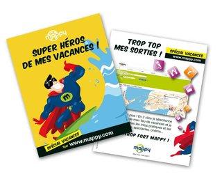 DESIGN GRAPHIQUE  pour MAPPY [Paris]