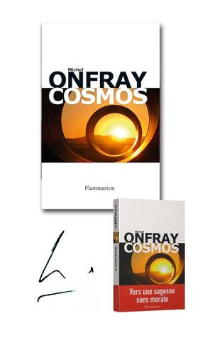 DESIGN GRAPHIQUE  / D.A. pour Michel ONFRAY : COSMOS