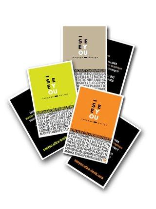 SEEYOU langage Design > Mon nouveau Logo