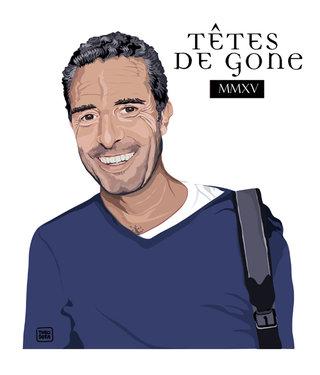TÊTE DE GONE / Christophe POUGET