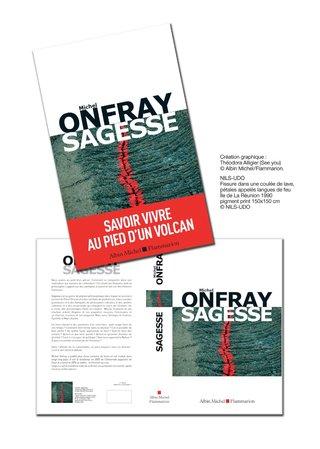 DESIGN GRAPHIQUE  / D.A. pour Michel ONFRAY : SAGESSEy sagesse.jpg