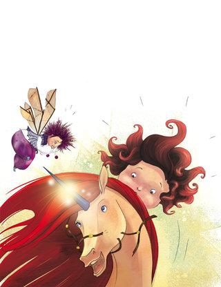 """""""Histoires de Princesses et licornes"""""""