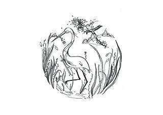 Le Heron & La Grenouille 01