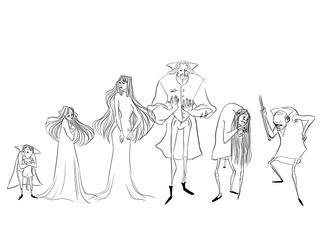 Famille Vampire