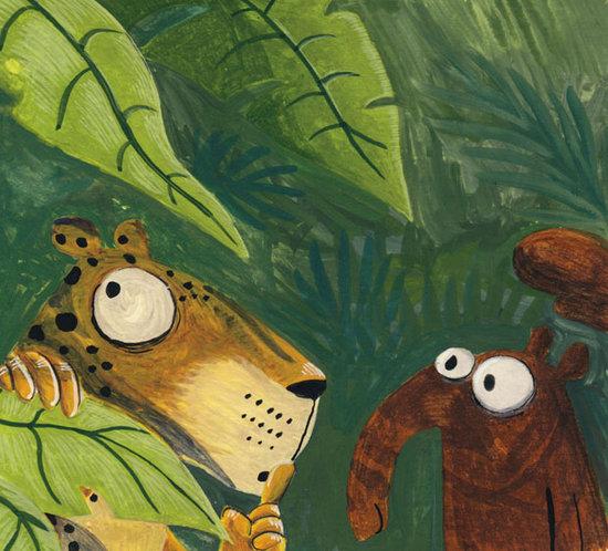 """""""Le jaguar et le Tamanoir""""  L'Harmattan Jeunesse,"""