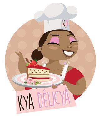 logo Kya Délicya
