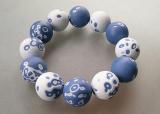 MOKUME-Blue