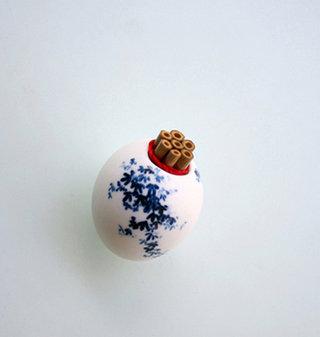 Bamboo vase#1