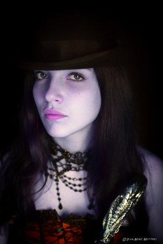 Portrait couleur n°2