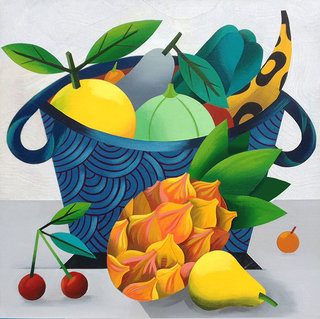 """ Panier de fruits """